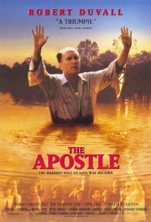 The Apostle kapak