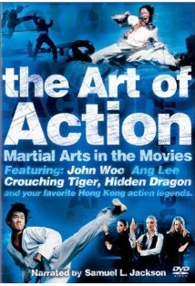 The Art of Action: Martial Arts in Motion Picture kapak