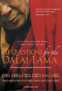 10 Questions for the Dalai Lama kapak