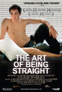 The Art of Being Straight kapak