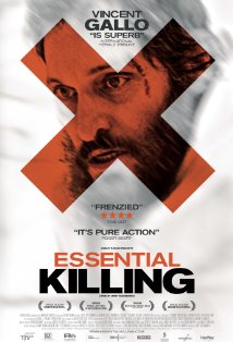 Essential Killing kapak