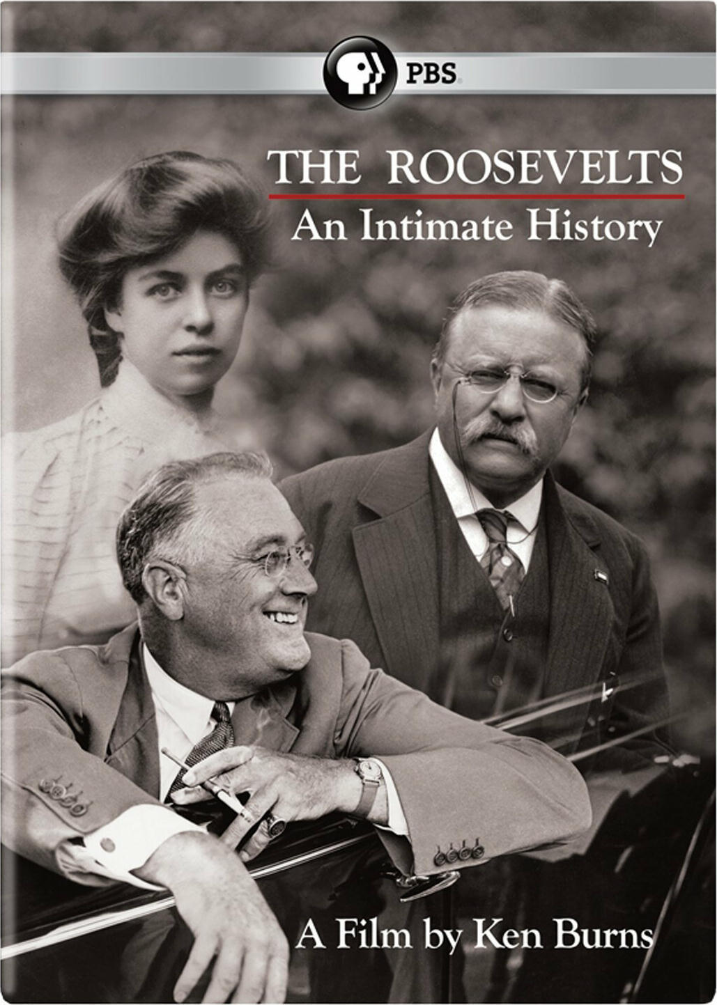 The Roosevelts: An Intimate History kapak