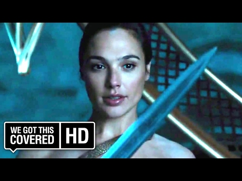 "Wonder Woman ""Justice"" TV Spot"