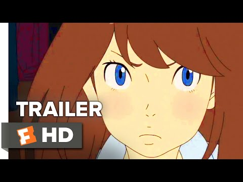 Napping Princess Trailer #1 Eng Sub.