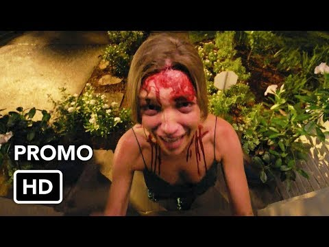 "The Purge TV Series (USA Network) ""One Night, All Crime Is Legal"" Promo HD"