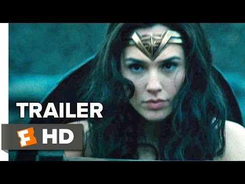 Wonder Woman Official Comic-Con Trailer