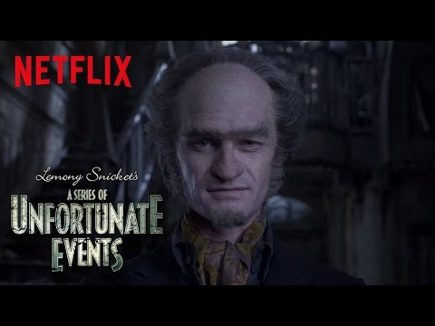 Lemony Snicket's A Series of Unfortunate Events | Official Trailer