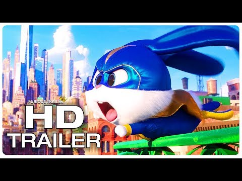SECRET LIFE OF PETS 2 Official Trailer #3