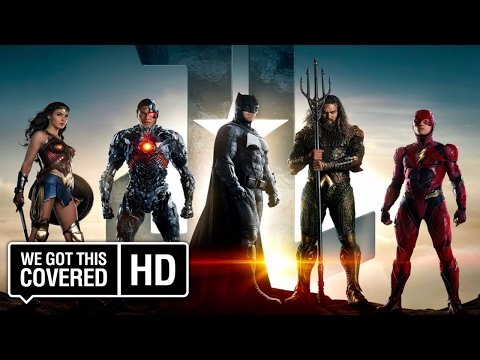 Justice League Official Trailer #2