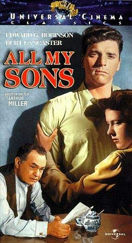 compromise theam in all my sons All my sons, arthur miller's first commercially successful play, opened at the coronet theatre in new york on january 29, 1947 it ran for 328 performances and garnered important critical acclaim for the dramatist, winning the prestigious new york drama critics' circle award.