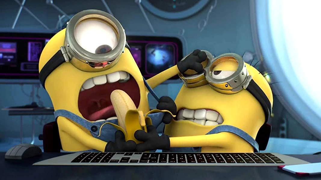 миньоны банана все серии подряд смотреть онлайн - 7
