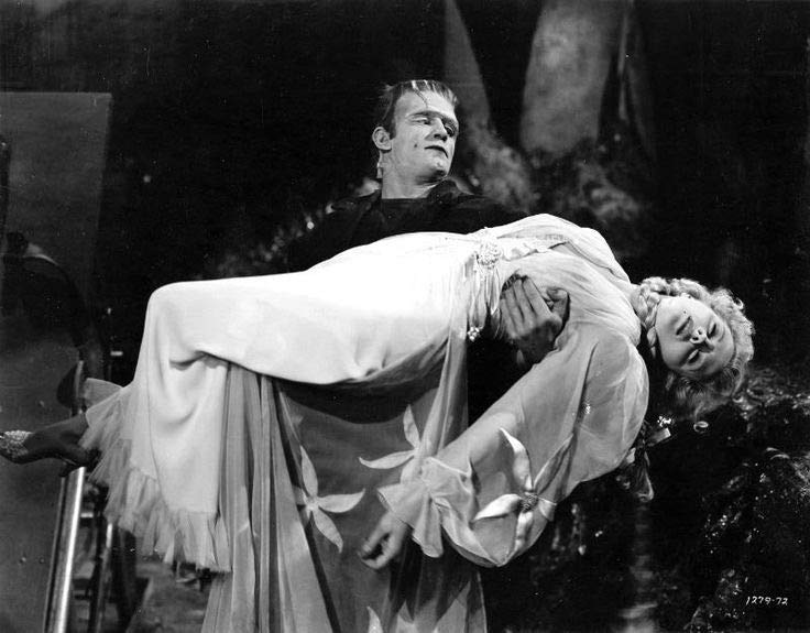 in frankenstein a man arrogantly takes Caroline beaufort frankenstein takes care of her father until his death and marries alphonse frankenstein she always visits the poor because she feels like it is her duty on a visit to a specific village, she adopts elizabeth lavenza.