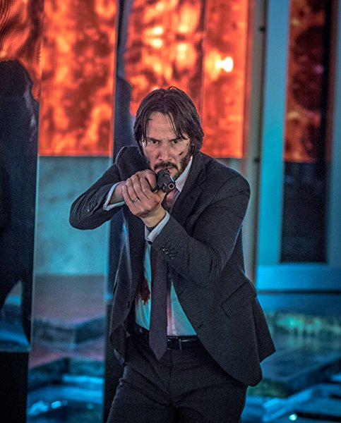 John Wick Chapter 2 2017 Altyazı
