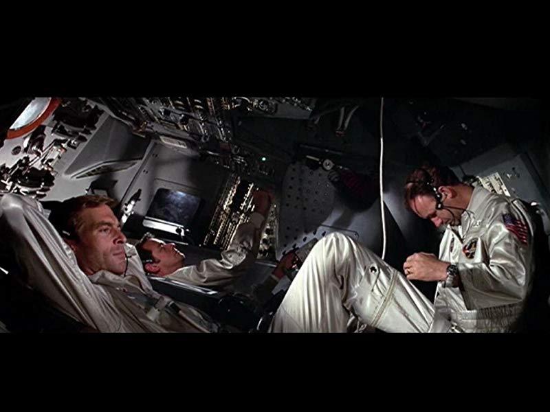 кино-астронавты 1969 ждут помощи
