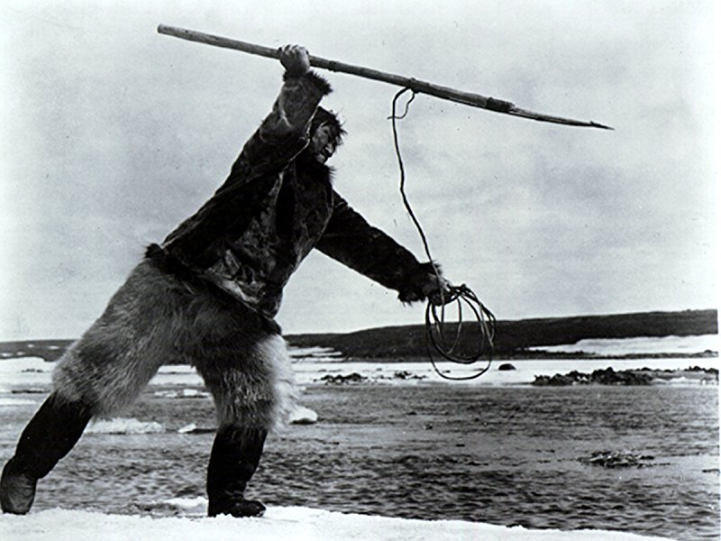nanook of the north essay example An essay about robert flaherty an abridged version of this essay appears in the criterion collection's 1999 dvd release of nanook of the north the entire essay can also be found in the encyclopedia of the documentary film, ed ian aitken, routledge, 2005.