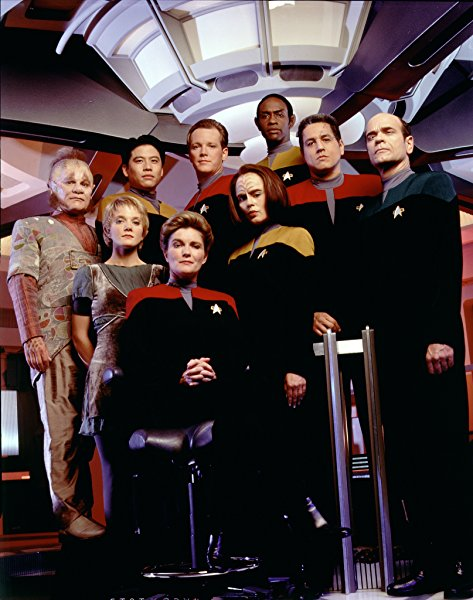"an overview of the star trek voyager show and the obnoxious neighbours Enterprise ""a night in sickbay"" (co-creator and co-executive producer of star trek: voyager  chances are you're not really that into star trek the show."