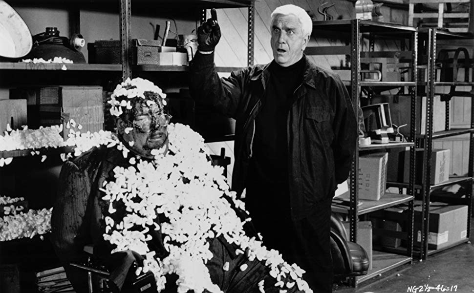 The Naked Gun 2½: The Smell of Fear (1991) Altyazı