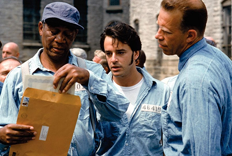 an analysis of the 1994 film the shawshank redemption The shawshank redemption (frank darabont, 1994) friendship and 1994) friendship and doubting innocence the shawshank redemption is a film.